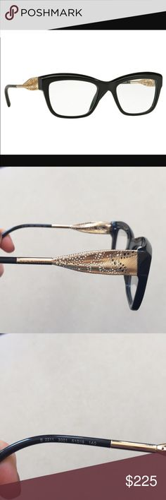 Burberry eyeglasses New 100% authentic Burberry. Style B 2211. Very fashionable and trendy. Burberry Accessories Glasses