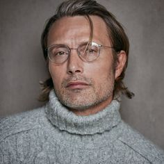 Minimalist. Mads in our retro-inspired, panto shape glasses. #marcopolo…