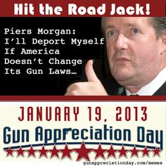 Share Gun Day Memes on Facebook   Gun Appreciation Day   January 19, 2013