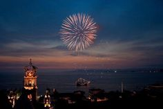 Celebrando en Puerto Vallarta