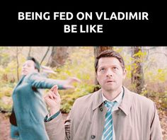 Playing Vladimir be like