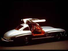 1954-1957 Mercedes-Benz 300SL Gullwing Coupe
