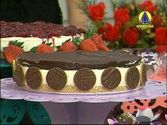 Santa Receita   Torta holandesa por Luciane Borba - 07 de Novembro de 2014 - YouTube