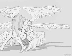 Find images and videos about girl, black and white and anime on We Heart It - the app to get lost in what you love. Manga Art, Anime Art, Black And White Girl, Dreams And Nightmares, Manga Comics, Manhwa, Find Image, Monochrome, Horror