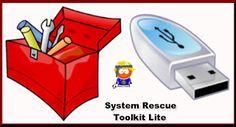 Blog de palma2mex : System Rescue Toolkit Lite