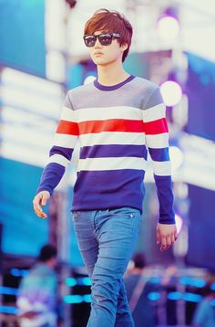 Kai I love EXO's fashion so much!