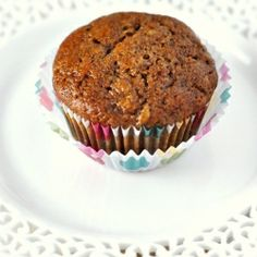 Back to School Lunch Ideas: Zucchini & Banana Muffin Recipe and a Confession