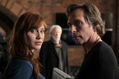 Crossing Lines Cast   William Fichtner's 'Crossing Lines' to air on LoveFilm in UK