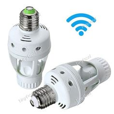 360 Degrees E27 60W Infrared PIR Motion Sensor Light Bulb Switch Holder Converter Lamp Holder HLT-510166