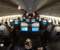 Reporte: LATAM Business Class Boeing 767 Buenos AiresMiami