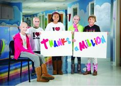 St. Judes Children's Hospital. be a pediatric oncology nurse. I'm working hard to see this one day..