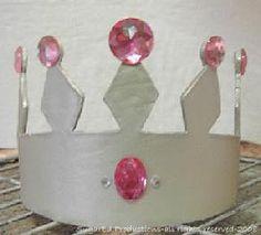 ~ ~ Zucchero insegnanti Cake Tutorial Art Decorazione e zucchero: come fare un pastigliaggio Princess Crown --- da Sharon Zambito