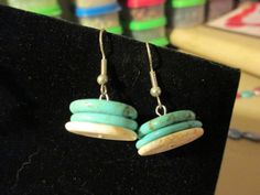 Turquoise Shell by jsdd on Etsy, $7.00
