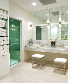 Anushka Salon & Spa, Body Treatments, Upscale Day Spa in Downtown West Palm Beach-Women's Locker Room