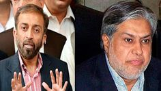 Dar, Sattar Discuss MQM Resignations