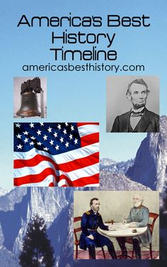 America's Best History Timeline