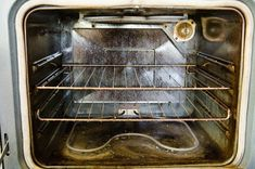How To Clean an Oven With Baking Soda & Vinegar — Cleaning Lessons from The Kitchn   The Kitchn