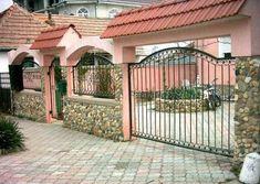Pergola, Deck, Exterior, Outdoor Structures, Metal, Outdoor Decor, Home Decor, Decoration Home, Room Decor