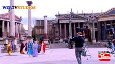 Cinecittà Studios – Ave Roma
