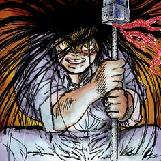 Ushio To Tora, Animated Cartoons, Spiderman, Joker, Animation, Japanese, Superhero, Comics, Fictional Characters