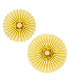 Mixers - Scattered Straw Colored Rosettes, 2pcs.Mixers - Scattered Straw Colored Rosettes, 2pcs.,