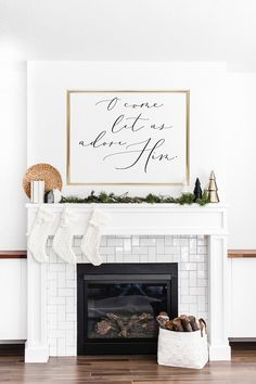 Bohemian Christmas, Modern Christmas Decor, Christmas Wall Art, Farmhouse Christmas Decor, Rustic Christmas, Christmas Home, Christmas Mantle Decorations, Christmas Signs, Tv Stand Christmas Decor