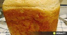 Burgonyás sajtos kenyér recept képpel. Hozzávalók és az elkészítés részletes leírása. A burgonyás sajtos kenyér elkészítési ideje: 65 perc Cornbread, Banana Bread, Muffin, Food And Drink, Breakfast, Ethnic Recipes, Desserts, Orchid, Fimo
