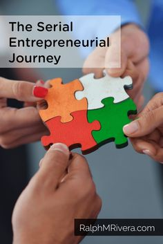 The Serial Entrepreneurial Journey. You want to build a business where each partner brings something unique and valuable to the table that no other partner either wants to or can do. Corporate Team Building, Team Building Events, Office Politics, Rudyard Kipling, Use Of Technology, Financial Goals, Journey, Business, Mojito
