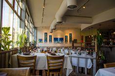 Cafe Flora Dining Room, Vegetarian restaurant in Seattle
