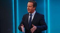 David Cameron demite-se