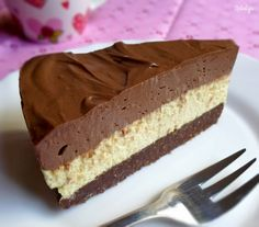 Brzo i bez pečenja: Ledena torta Jednostavne Torte, Brze Torte, Torte Recepti, Kolaci I Torte, Baking Recipes, Cookie Recipes, Dessert Recipes, Cake Cookies, Cupcake Cakes