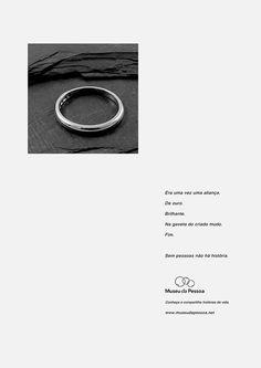 Museu da Pessoa, prints - danilo blume // copywriter