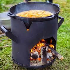 казанмангал Best Camping Stove, Camping Meals, Outdoor Oven, Outdoor Cooking, Barbacoa, Iron Fire Pit, Fire Pits, Stoves Cookers, Cooking Tofu