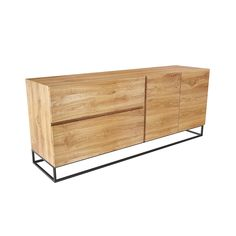Industrial Filing Credenza - Products - West Elm Workspace