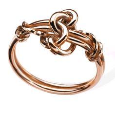 Wedmore Ring Rose Gold | Erica Sharpe
