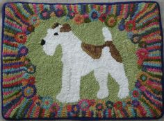 Please note that I will be working on this page as I can -- adding photographs of finished rugs, descriptions and suggestions....