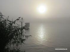 Nebel am Nord-Ostsee-Kanal
