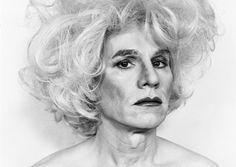 Andy Warhol,por Christopher Makos,