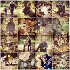 #Autumn #Photography #Kids
