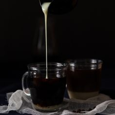 Vietnamese iced coffee {drink recipe}