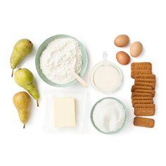 Hruškový koláč s Lotus Biscoff | Lotus Biscoff