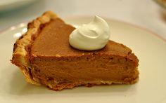 Pumpkin Pie!!! Este pastel de calabaza es muy famosa en EEUU para el día de la acción de gracias. Mi receta de pumpkin pie es la mejor! Ver más recetas en recetasamericanas.com