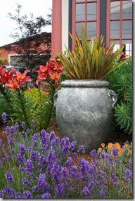 Post image for Mediterranean Garden Design: How to Create a Tuscan Garden