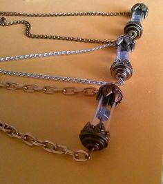Tesseract Necklace// Loki inspired// Epic power//Limited edition Loki Costume, Crafty, Eye, Superhero, Inspired, Unique Jewelry, Handmade Gifts, Inspiration, Vintage