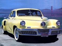1948 Tucker Torpedo
