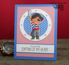 Studio 5380: Captain of my Heart