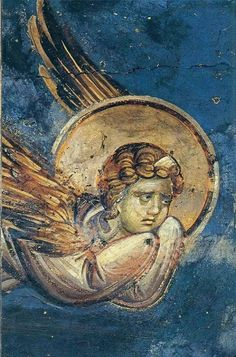 Whispers of an Immortalist: Icons of Holy Angels 3