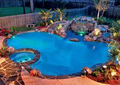future backyard pool
