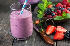 Antioxidant Berry Smoothie