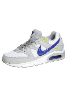 Achat France Nike Air Max Command - Blanc - Homme Chaussures De Course